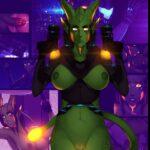 Xenosexual 1 – Mass Effect