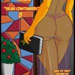 Viejas Costumbres 8 - Los Simpson hentai