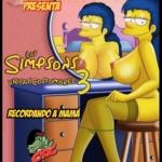 Viejas Costumbres 3 - Los Simpson Hentai