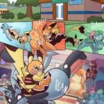 Un Tipico Dia De Entrenamiento Para Chica – Pokemon XXX
