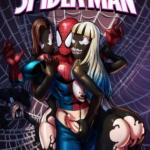 Venom Stalks Spiderman – Tracy Scops